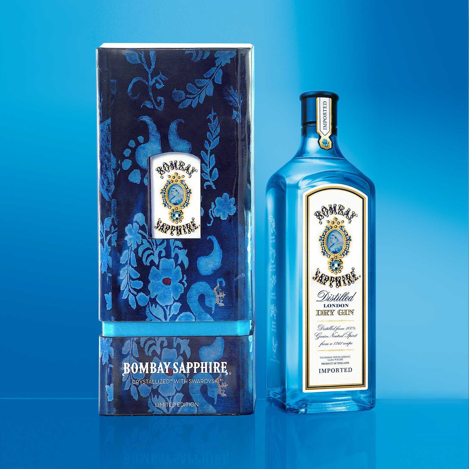 Agencia Tsc Bombay Sapphire Packaging Y Campa As Corporativas # Muebles Saphire